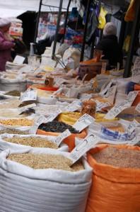 Saatgut für die Subsistenzwirtschaft