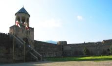 Mtsketha war bis in das 6. Jahrhundert die Hauptstadt Georgiens. Ihre Ursprünge reichen allerdings viel weiter zurück. Seit 1994 gehört das gesamte Gelände zum UNESCO-Weltkulturerbe.