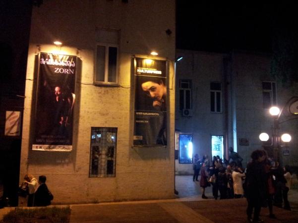 Das Tumanischwili-Theater in Tbilisi.